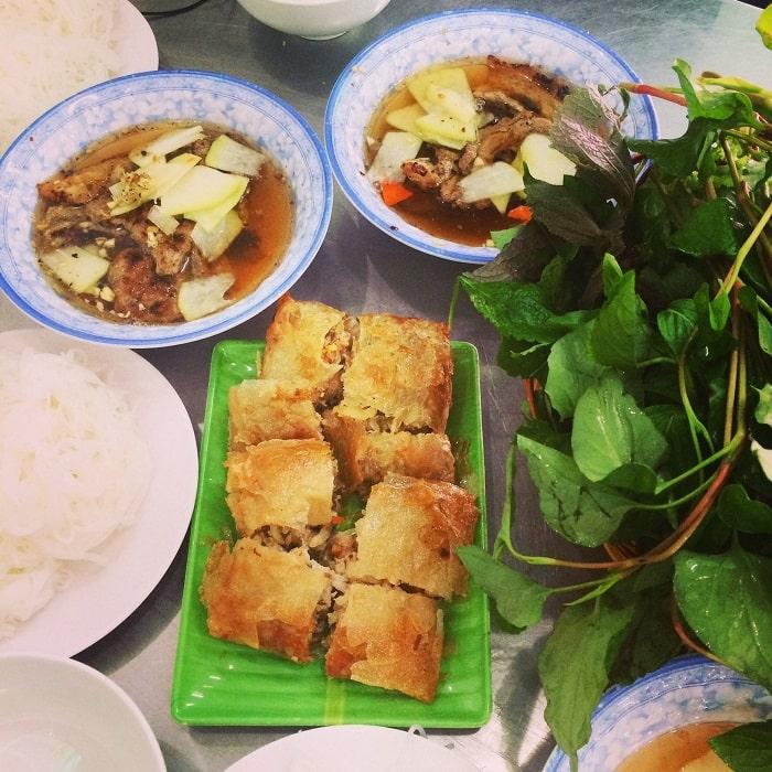 Bún chả cội nguồn của văn hóa ẩm thực Hà Thành3
