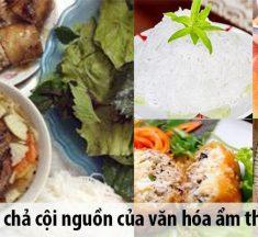 Bún chả cội nguồn của văn hóa ẩm thực Hà Thành