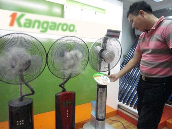 4 kinh nghiệm giúp bạn mua quạt hơi nước tốt nhất 1