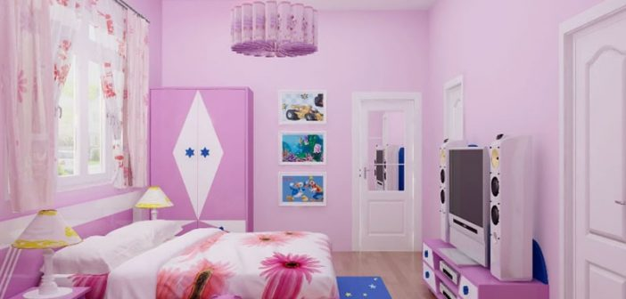 Tư vấn thiết kế phòng ngủ của bé theo phong cách hiện đại