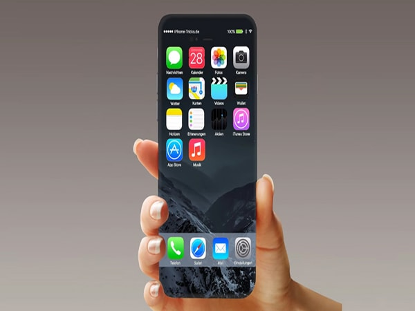 iPhone 8 khiến các Fan phát cuồng vì cảm ứng từ sau lưng