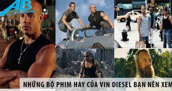 Những bộ phim hay của Vin Diesel bạn nên xem