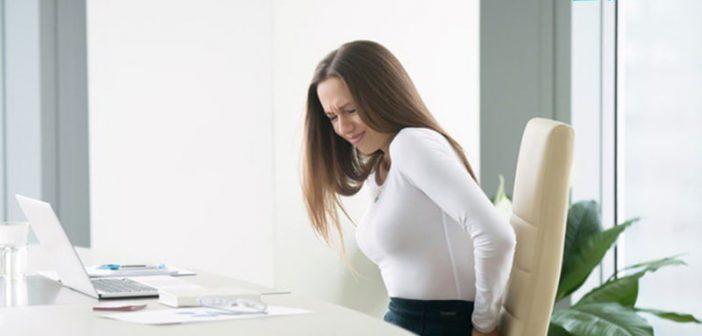 6 bệnh dân văn phòng thường gặp và cách phòng tránh