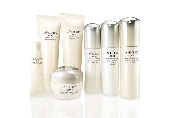Giới thiệu về mỹ phẩm Shiseido1