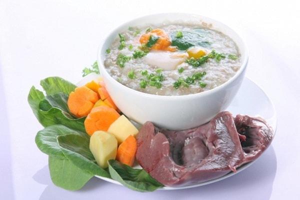 Những món ăn tốt cho người bị suy nhược thần kinh 6