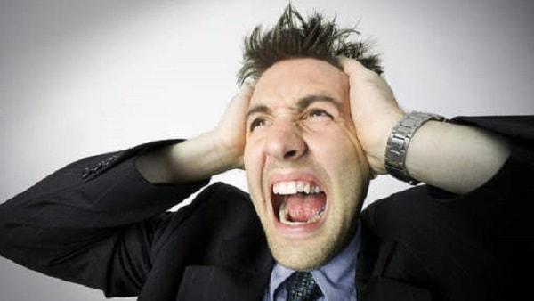 Đau đầu buồn nôn có thể là triệu chứng của Stress