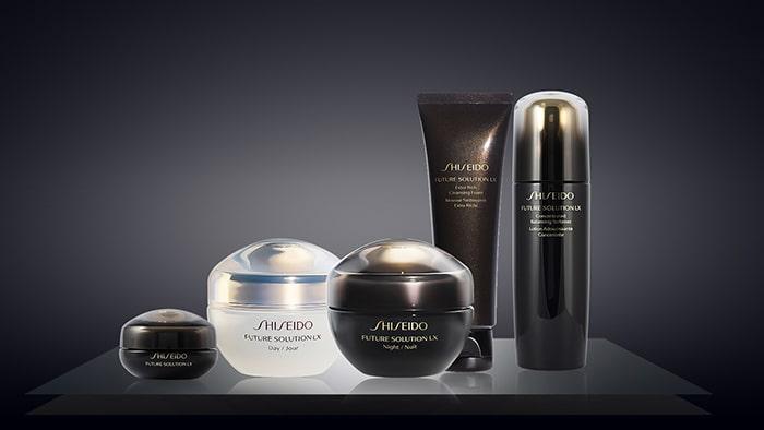 Tìm hiểu bảng giá mỹ phẩm Shiseido1