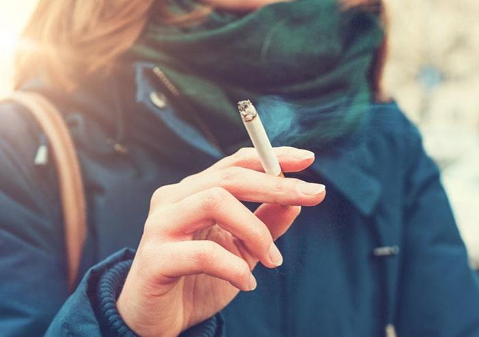 Hút thuốc lá gây suy giảm trí nhớ ở người trẻ