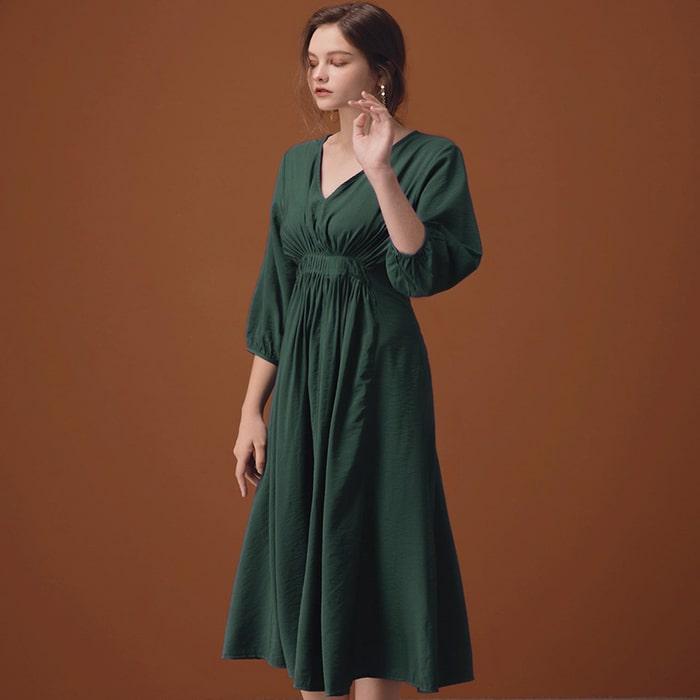 """7 cách chọn váy để người """"béo bụng"""" trở nên """"mi-nhon"""" hơn7"""