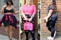 Xu hướng thời trang cho người béo đầu năm 2018