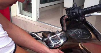 """""""Chỉ 5 phút"""" Dịch vụ làm chìa khóa xe máy tại quận Tân Bình"""