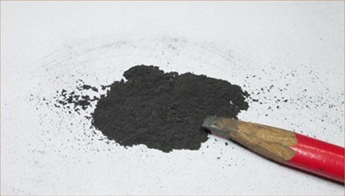 Sử dụng than chì để khắc phục