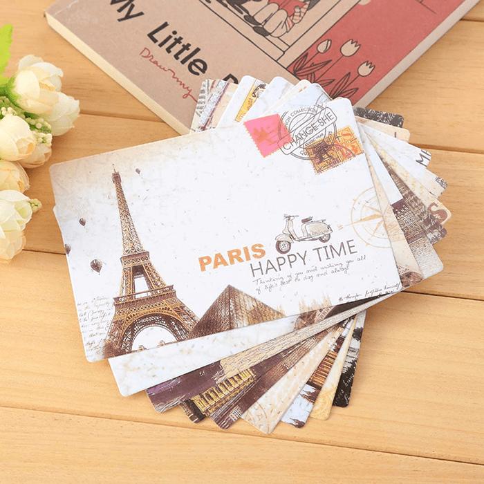 Lựa chọn giấy in bưu thiếp gồm nhiều bước