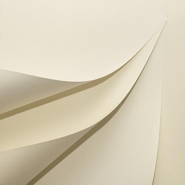 Giấy Boheme Tradition Neve - giấy mỹ thuật có vân