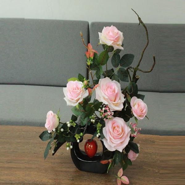 Kỹ thuật chăm sóc, bảo quản hoa hồng cắt cành