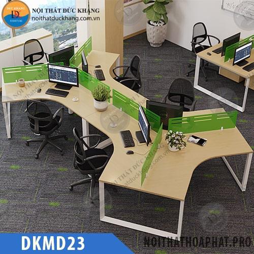 Bàn làm việc theo nhóm DKMD23