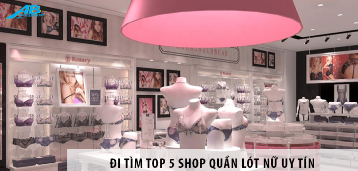 Đi Tìm Top 5 Shop Quần Lót Nữ Uy Tín Cho Hội Chị Em